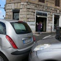 Тесная парковка :: Татьяна Черняева