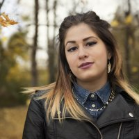 Ветер листья жёлтые уносит, словно дни-страницы обрывает :: Ирина Данилова