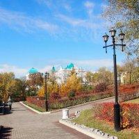 Осенние краски /серия/ :: Николай Сапегин