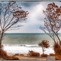 Осень в Бургасе :: Leo Alex Photographer