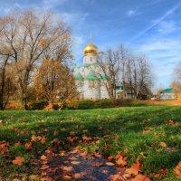 В Царском Селе :: Сергей Григорьев