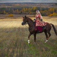 Картинки с царской охоты... :: Виктор Перякин