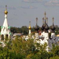 Свято-Троицкий женский монастырь. 1643г. :: Ирина Нафаня