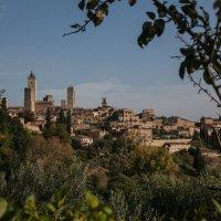 San Gimignano . Toscana :: Павел L