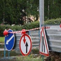 """Прямо. Влево. И назад. (из  цикла """"Эх,  дороги..."""") :: Валерия  Полещикова"""