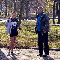 Последние наставления перед стартом :: Владимир Болдырев