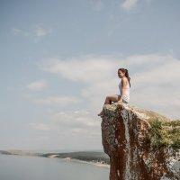 На вершине мира :: Евгений Ларин