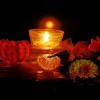 в оранжевой ночи :: Lena