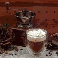 Кофейный натюрморт :: Lika Shakhmatova