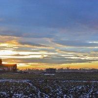 Осенние закаты :: юрий Амосов