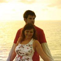 Love story в Лазаревском :: Марина Щуцких