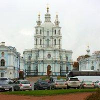 Октябрь в Санкт-Петербурге :: Николай Гренков