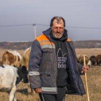 пастух :: Татьяна Исаева-Каштанова