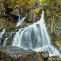 Водопад Вучарах (вариант 2) :: Галина Шепелева
