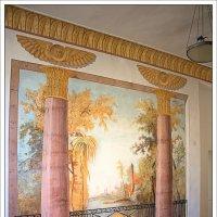 Александровское. Панно на стене :: Рамиль Хамзин