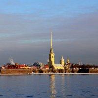Линия города :: Ирина Фирсова