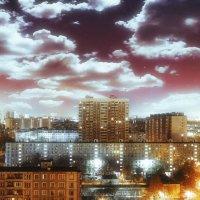 Московская ночь :: Pasha Zhidkov