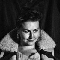 Она... :: Анна Кузнецова