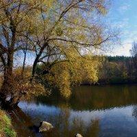 тихая красота осени :: юрий иванов