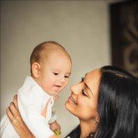 Мама – это самое красивое слово, произнесённое человеком :) :: Алексей Латыш