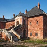 Митрополичьи палаты :: Владимир Лисаев