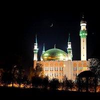 Мечеть в Альметьевске :: Валерий Князькин
