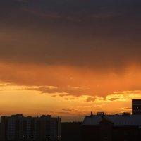 закат :: Юлия Кологреева