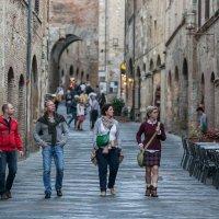 улочки San Gimignano :: Павел L