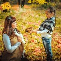 Осенние грибы :: Ирина Малинина
