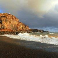 Пляж с черным песком :: Маргарита