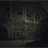 Двое: путники в ночи :: Станислав Лебединский