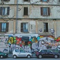 Граффити в Милане :: Андрей Спиридонов