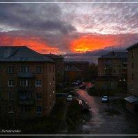 Вид из окна :: Виктор Бондаренко