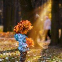 Девочка-Осень :: Александр Новиков