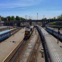 Харьковский вокзал :: Татьяна Кретова