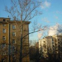 Мороз и солнце, день чудесный-в октябре :: Татьяна Юрасова