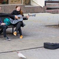 Уличные музыканты2 :: Леонид Кормушкин