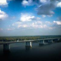 мост :: Дарьяна Вьюжанина