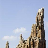 Большая Громовая гора (Диснейленд) :: Павел Катков