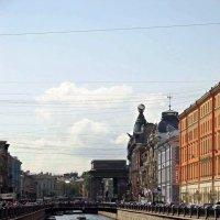 Канал Грибоедова. :: Оксана Н