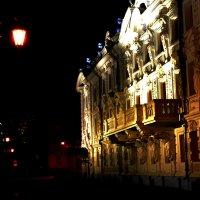 Ночь, улица, фонарь... :: Семен Кактус