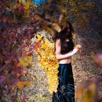 Осенний-Ангел Анастасия :: татьяна вашурина