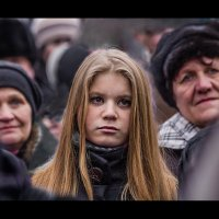 В толпе :: Nn semonov_nn