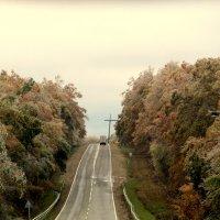 ледяная дорога :: Елена Константиниди