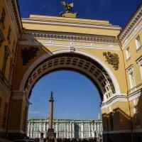 Штабная арка :: Андрей Печерский