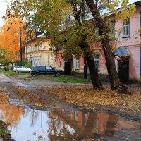 Cтарый двор :: Владимир Акилбаев