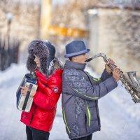 Юные музыканты! :: Алла Кочкомазова