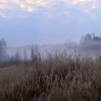 Дыхание осени... :: Юрий Клюшкин