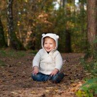 В осеннем лесу :: Aleksandra Rastene