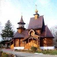 Храмы подмосковья :: Svetlana AS